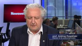 Andrzej Rzepliński: dwa pokolenia poniosą koszty tego, co się dzisiaj dzieje