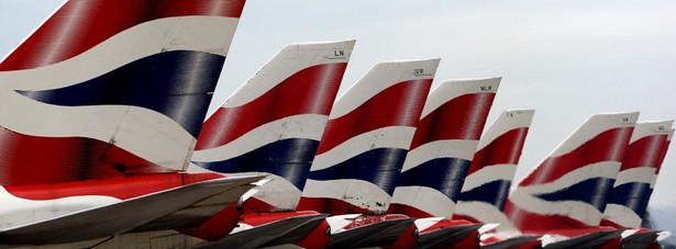 10. miejsce - British Airways - – największe brytyjskie i europejskie towarzystwo lotnicze. Należy również do największych towarzystw lotniczych świata. Zostały założone w 1974 roku.