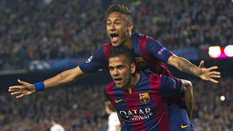 Neymar i Dani Alves