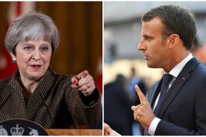 STATUS VEZE: KOMPLIKOVANO Kako su Britanija i Francuska od najvećih saveznika spale na najlošije odnose još od NAPOLEONA