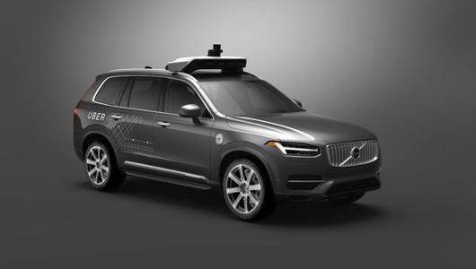 Volvo i Uber łączą siły