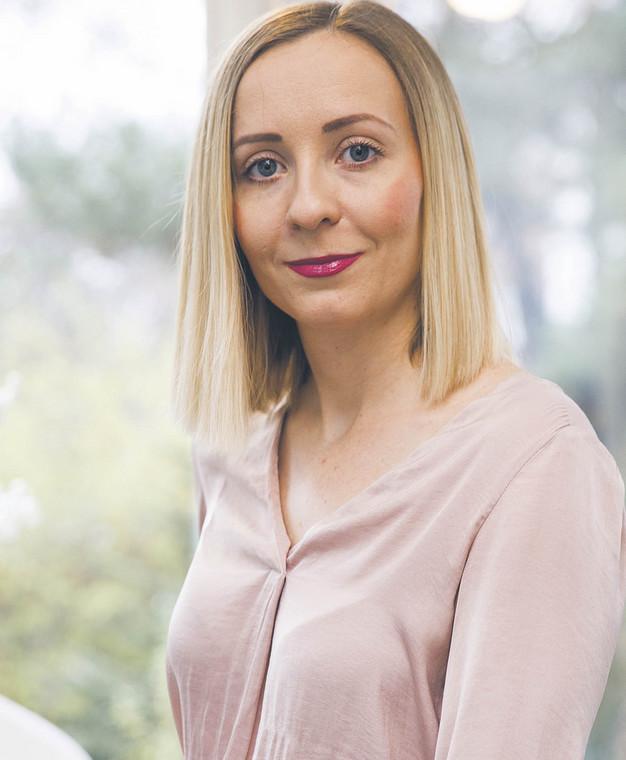 Paulina Ackermann, szefowa polskiej filii start-upu Otovo, fot. Wojtek Górski