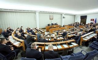 Marszałek Senatu: Niektórzy senatorowie 'oszukali system' ws. zniesienia limitów składek na ZUS