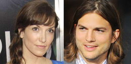 Oto nowa dziewczyna Kutchera. Foto