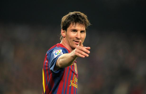 Lionel Messi (Argentyna, piłka nożna)