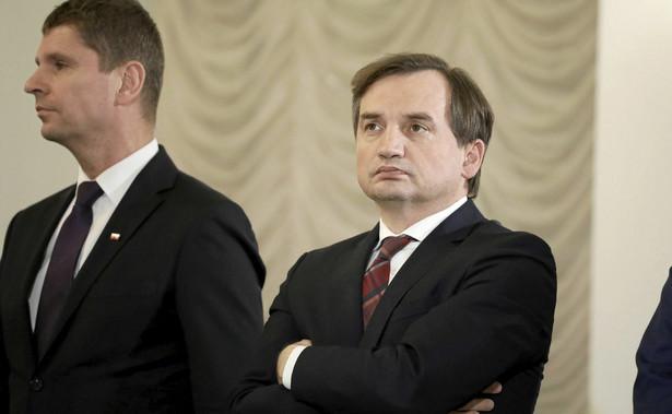 Dariusz Piontkowski i Zbigniew Ziobro