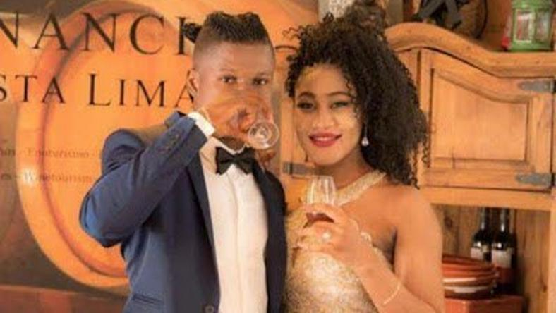 Cheers to the Mikel Agu and Henrietta on their wedding ceremony