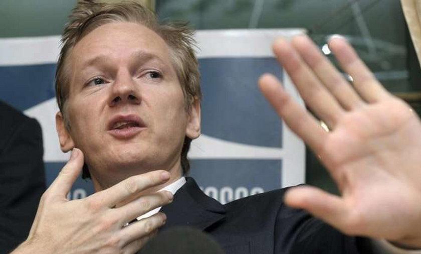 Aresztowali założyciela Wikileaks