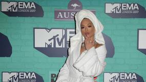 MTV EMA: gwiazdy na czerwonym dywanie