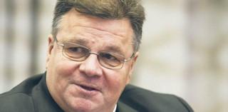 Szef MSZ Litwy: Jestem przeciwny naciskom na Polskę w sprawie praworządności [WYWIAD]