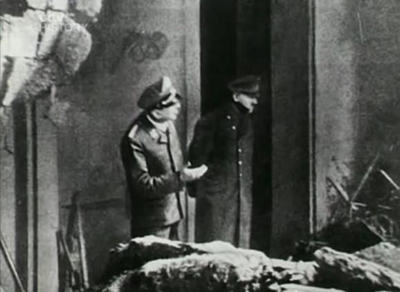 Poslednja fotografija Hitlera