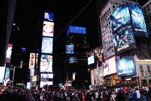 Njujork posao Amerika