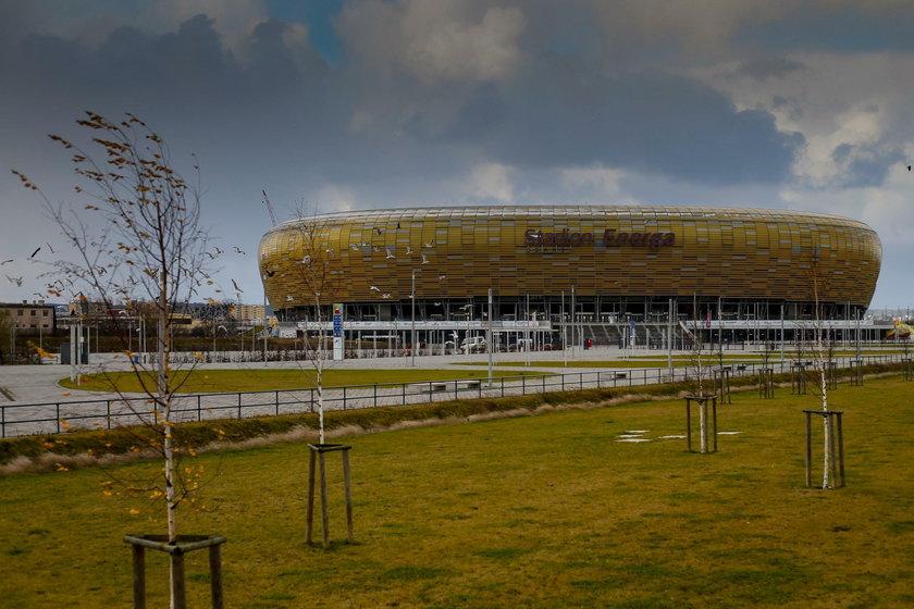 Stadion w Gdańsku walczy o prestiżowy mecz