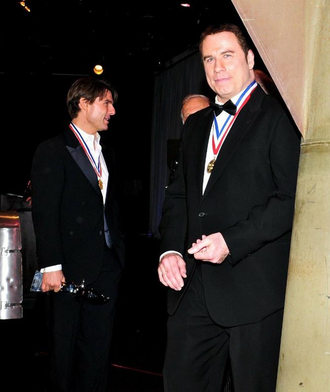 Tom Kruz i Džon Travolta