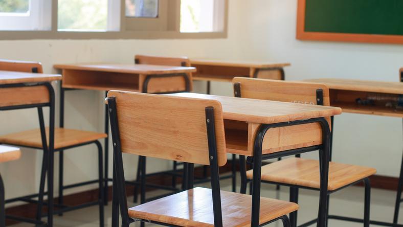 Na stołówkę czekają uczniowie III LO w Zielonej Górze