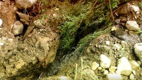 Rzeka Atoyac zniknęła w ciągu jednej nocy w głębokiej szczelinie