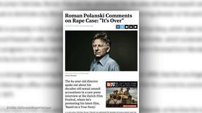 Roman Polański oskarża sąd o korupcję