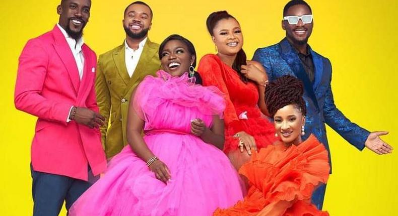Sugar Rush is the latest Nigerian movie to join the exclusive Nollywood N100 million club