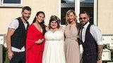 Sekretny ślub Dominiki Gwit. Pojawiły się zdjęcia z wesela