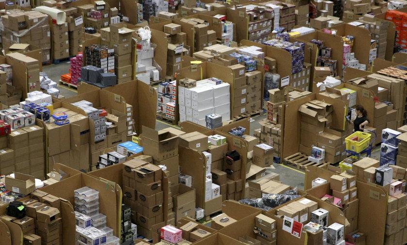 Ile kosztuje cały asortyment Amazonu?