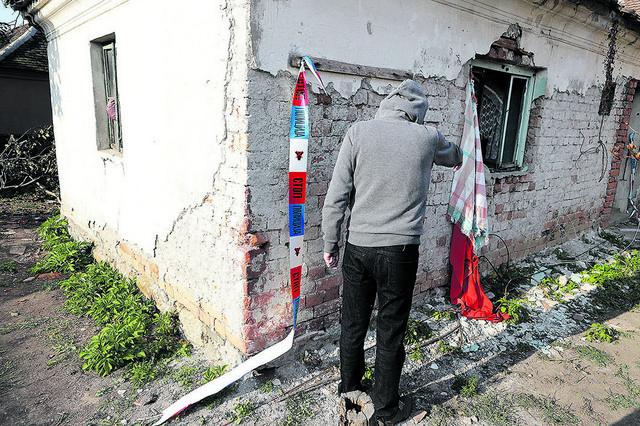 Kuća u kojoj je ubijen Saša Stokić