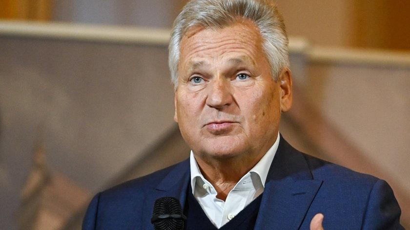 Aleksander Kwaśniewski w TVN24 o przyspieszonych wyborach