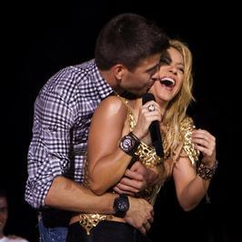 Gerard Pique i Shakira świętują okrągłe urodziny