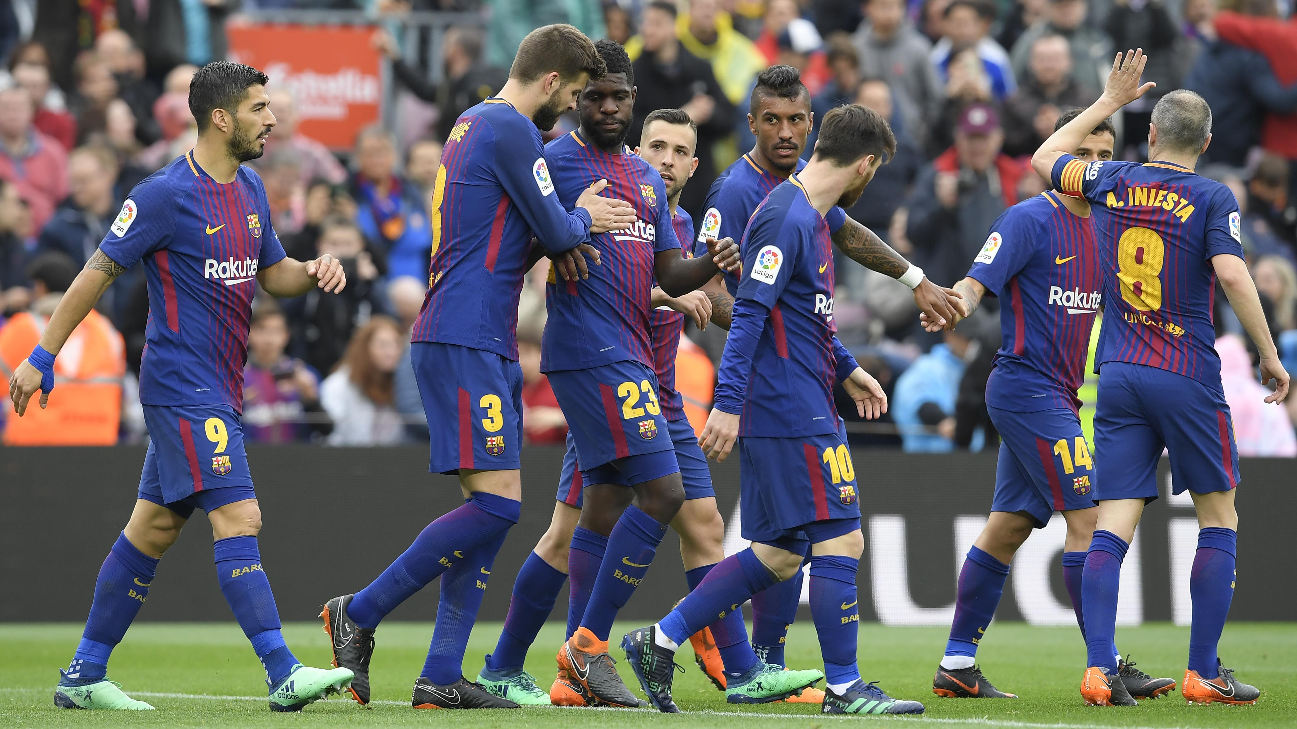 fc00513dd2 Barcelona przygotowuje rewolucję w składzie - FC Barcelona