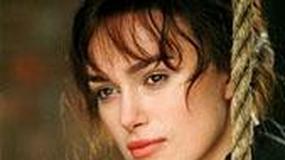 Keira Knightley najwspanialszą gwiazdką