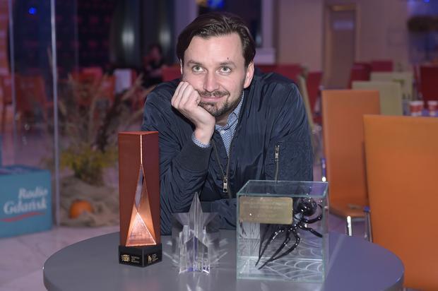 Piotr Domalewski z nagrodami