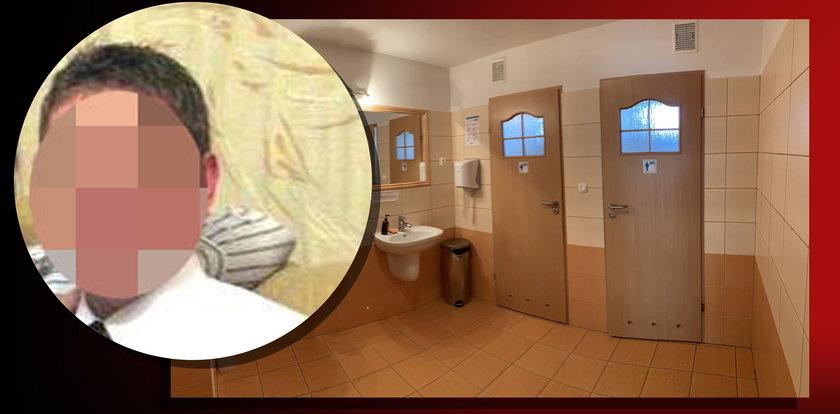 Skandal na Podkarpaciu. Urzędnik nagrywał koleżanki w toalecie