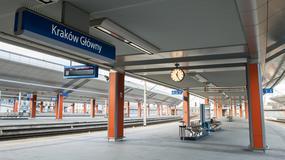 Zmiany w rozkładzie jazdy pociągów. Dojazd do Krakowa będzie utrudniony