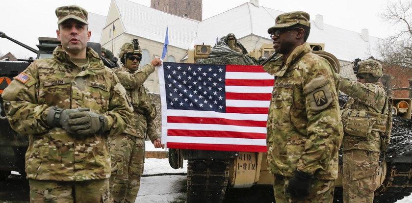 """Przyjazd żołnierzy USA wywołał """"pucz""""? Premier nie ma wątpliwości"""
