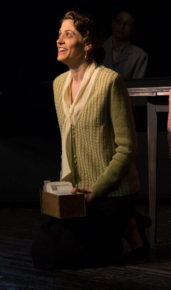 Podsećanje na herojsko delo: Jelena Puzić kao Dijana Budisavljević u monodrami
