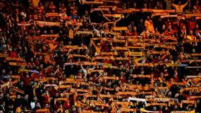 Kibice Galatasaray przerwali mecz z Udinese