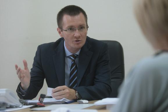 Nacrt zakona sledeće nedelje u javnosti: Goran Radosavljević, državni sekretar u ministarstvu finansija