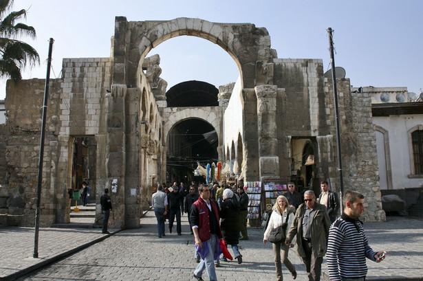 Damaszek - stolica Syrii