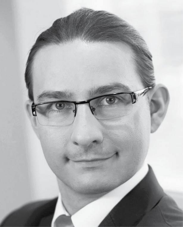 Bartosz Mazur, doradca podatkowy i menedżer w Gekko Taxens