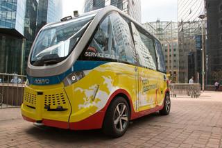 Miasta chcą wprowadzać autonomiczne autobusy, ale brakuje przepisów. Kto będzie odpowiadał za wyrządzone szkody?