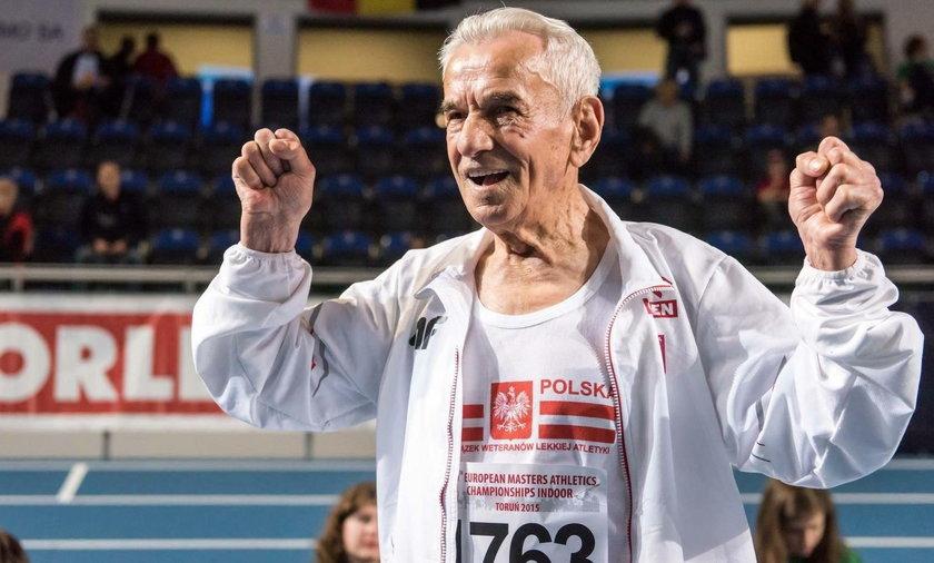 Ma 108 lat i mnóstwo energii. Oto jeden z najstarszych ludzi w Polsce