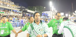 Ronaldinho imprezuje w Rio