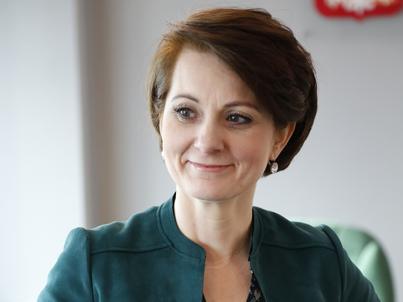 """Dr Edyta Bielak-Jomaa, Generalny Inspektor Ochrony Danych Osobowych przyjrzy się sprawie tzw. """"czarnych list"""" rzekomo wymienianych między firmami rekrutacyjnymi"""