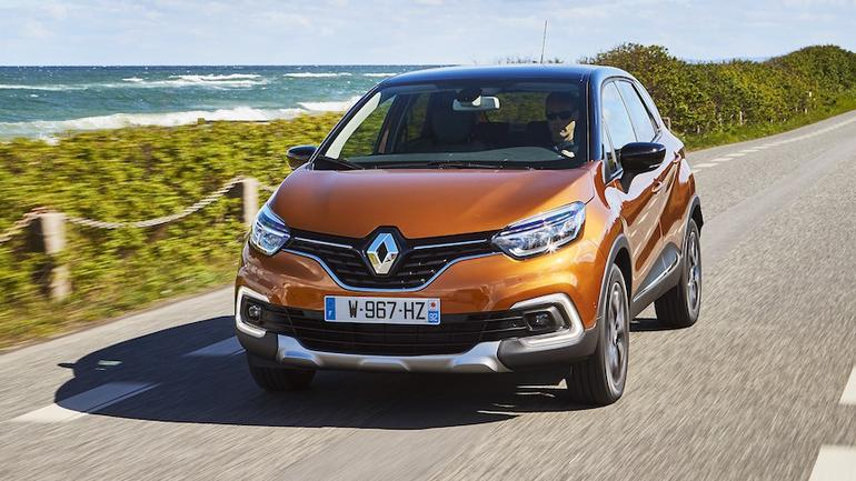 Renault Captur po liftingu