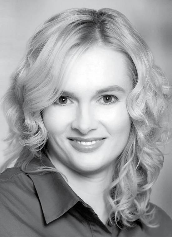 Dr Magdalena Zwolińska,  adwokat i partner w kancelarii NGL Legal