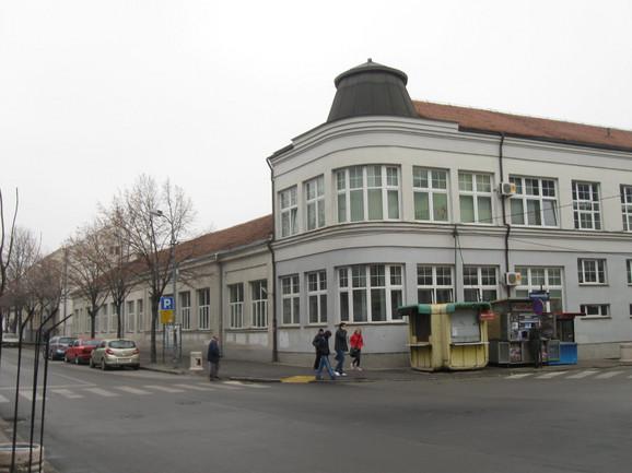 Medicinska škola u Požarevcu