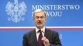 Kwieciński promuje w Nowym Jorku Polskę, kandydaturę Łodzi i uwydatnia rolę startupów