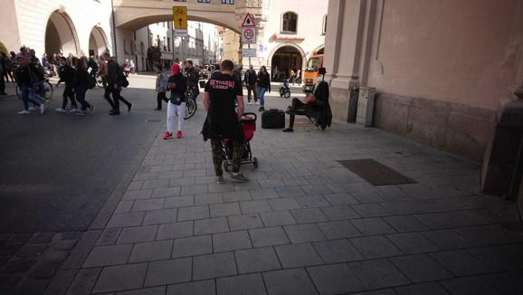 Zvezda Bajern, navijači u Minhenu