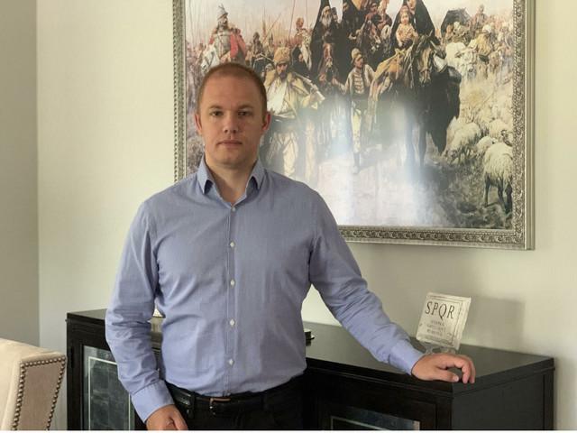 "Aleksandar Mimić, vlasnik ""Super Ega"""