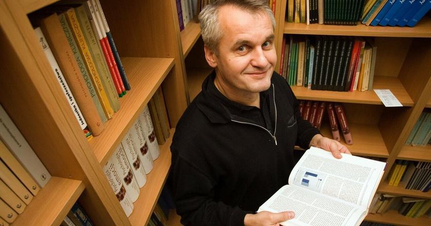 """Współtwórcą kierunku """"Zarządzanie i przywództwo"""" jest prof. Dariusz Doliński"""