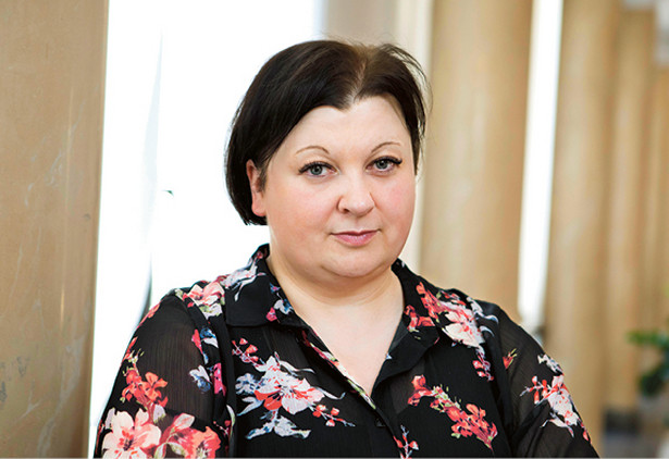 Renata Domasiewicz, zastępca dyrektora departamentu poboru podatków w Ministerstwie Finansów
